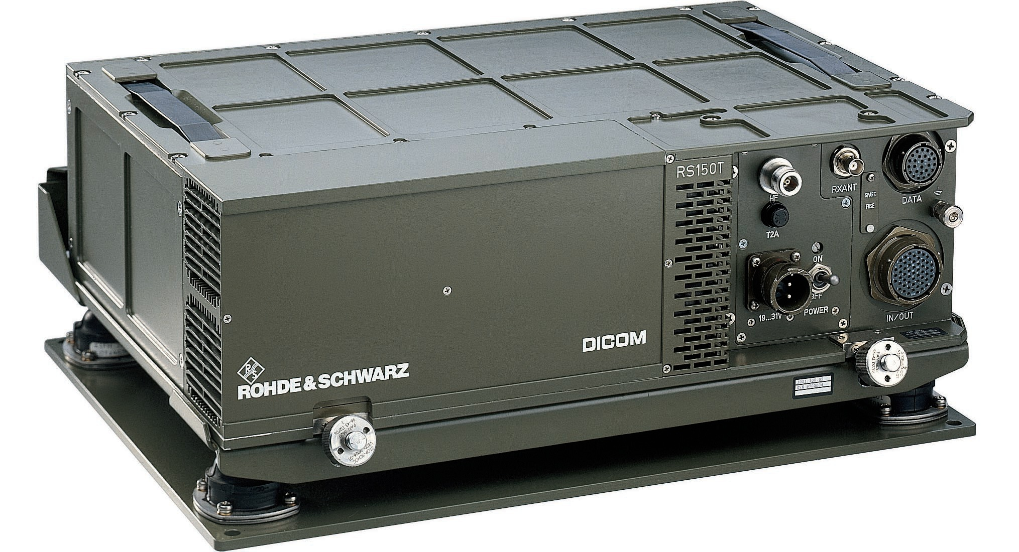 HF Transceiver RS 150 T